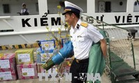 Vietnam prepara la fiesta del calendario lunar a soldados y compatriotas
