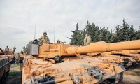 "Operación ""Rama de Olivo"" agrava la situación siria"