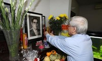 Líder partidista de Vietnam recuerda a los ex dirigentes del país