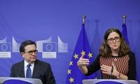 México y UE alcanzan progresos en revisión del TLC