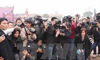 Vietnam respeta y garantiza libertad de prensa