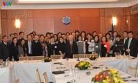 Vietnam por desarrollar jóvenes fuerzas intelectuales