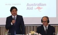 Presentan en una feria productos agropecuarios de Vietnam y Australia