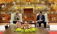 Hanói interesado en cooperar con Nueva Zelanda en múltiples sectores