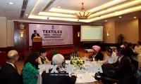 Vietnam y la India cuentan con gran potencial de cooperación textil