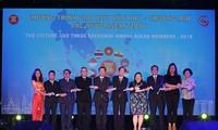 Inauguran intercambio cultural-comercial de Asean 2018