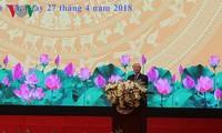 Celebran los 60 años de la fundación del sector constructivo de Vietnam