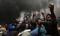 Numerosas bajas a causa de los enfrentamientos sangrientos en la Franja de Gaza