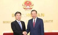 Vietnam y Corea del Sur trabajan en la lucha contra los crímenes transnacionales