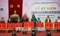 Vicepresidenta vietnamita promueve el movimiento de emulación patriótica