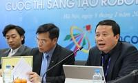 Vietnam presidirá Concurso Internacional de Robótica Asia-Pacífico 2018
