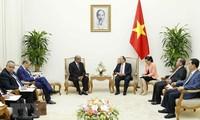 Prensa argelina resalta visita de su titular diplomático a Vietnam