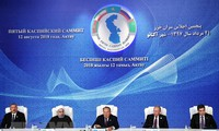 Cinco países consensuaron el Estatus del mar Caspio