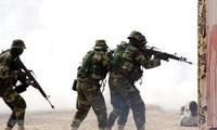 Misiones de paz de África, Estados Unidos y la UE inician entrenamiento militar en Ruanda
