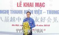Inauguran XVIII Encuentro de Amistad Juvenil Vietnam-China