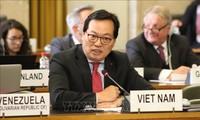 Vietnam con aportes positivos en la Organización Mundial de Propiedad Intelectual