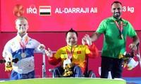 Vietnam logra la segunda medalla de oro en los Juegos Paralímpicos de Asia