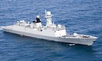 Asean y China realizan ejercicios militares en el Mar Oriental