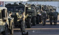 OTAN realiza sus mayores ejercicios militares desde la Guerra Fría
