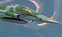 Inician ejercicios militares aéreos internacionales en Brasil