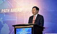 Cooperación en APEC figura entre prioridades de diplomacia vietnamita