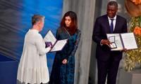 Se entregan los premios Nobel 2018, menos el de la Literatura