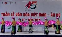 Papel de comunicación en la diplomacia cultural entre Vietnam y la India