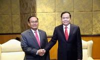 Vietnam y Camboya refuerzan cooperación multisectorial