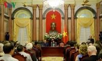Vicepresidenta de Vietnam aprecia la importancia del intercambio internacional en la literatura
