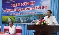 Vietnam planea alcanzar más de 4 mil millones de dólares de exportaciones de camarones