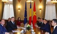 Dirigentes de Vietnam y Rumania ratifican interés de reverdecer relaciones binacionales