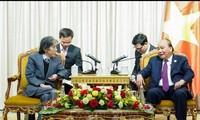 Vietnam reafirma interés en estrechar cooperación con Japón