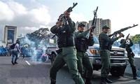Cancilleres de Rusia y Estados Unidos conversan sobre situación en Venezuela