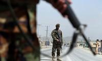 Afganistán intensifica operaciones contra talibanes