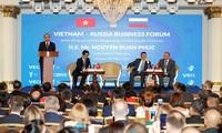 Fortalecen potencialidades de cooperación empresarial Vietnam-Rusia