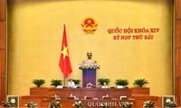 Legisladores vietnamitas analizan temas relativos a inversión pública