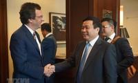 Vietnam y Estados Unidos por avanzar en cooperación integral bilateral