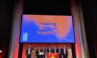 Alcanza Vietnam su mejor resultado en Olimpiadas Internacionales de Química