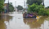 India: más de 180 muertos y un millón de evacuados por inundaciones