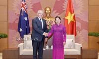 Vietnam y Australia por fortalecer cooperación multisectorial