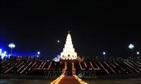 Acto de oración por la paz y la prosperidad nacional en Vietnam