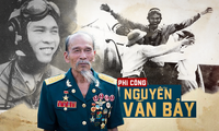 Huellas imborrables del piloto legendario Nguyen Van Bay en historia militar de Vietnam