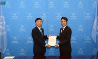 Vietnam comprometido a responder al cambio climático