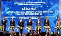 Vietnam por garantizar ciberseguridad para crear gobierno electrónico