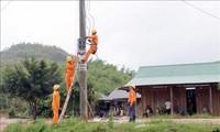 Compañía eléctrica Dak Nong promueve servicios para clientes en difícil situación
