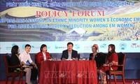 Vietnam ayuda a mujeres étnicas a salir de la pobreza en la era tecnológica