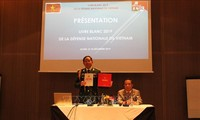Presentan Libro Blanco de Defensa de Vietnam en Argelia