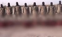Estado Islámico publica vídeo de ejecución a 11 rehenes cristianos en Nigeria