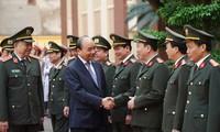 Premier vietnamita orienta tareas de fuerzas de Seguridad Pública
