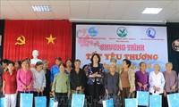 Dirigentes vietnamitas continúan actividades sociales en ocasión del Tet